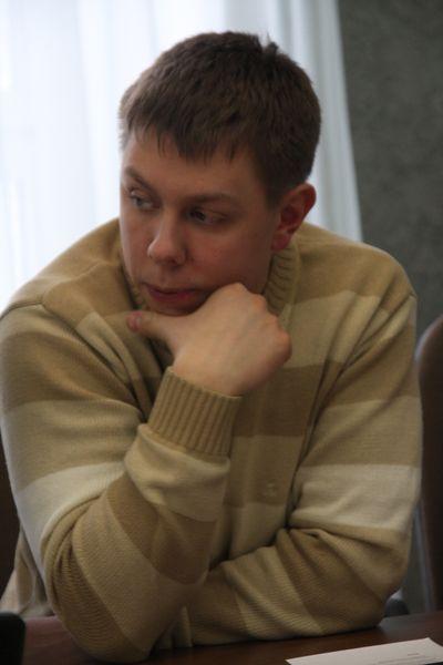 Евгений Никулочкин
